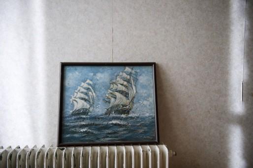 L'une des photos de l'exposition « À contre-allées » au Musée d'Aquitaine(auteur anonyme)