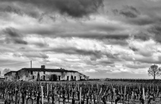 Une ferme abandonnée dans l'Entre-Deux-Mers (Photo Dominqiue Garcin-Geoffroy/flickr/CC)