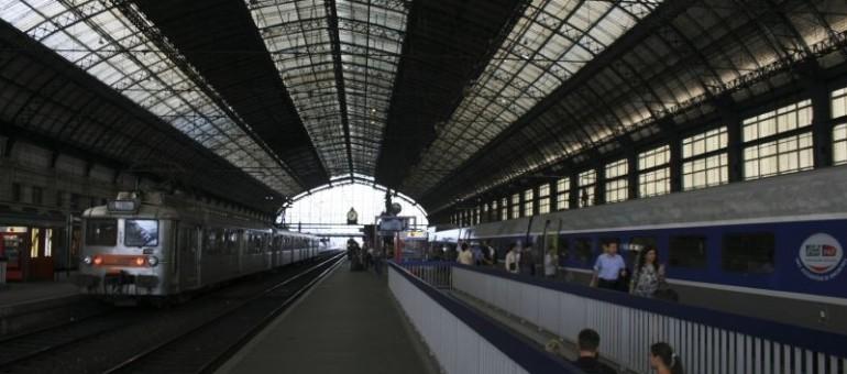 Pas au bout du tunnel, les trains Intercités