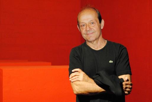 Georges Rousse à la Base sous marine (WS/Rue89 Bordeaux)