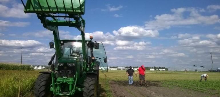 Les Jeunes Agriculteurs s'échinent pour sauver les terres