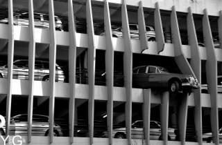 Le parking Victor Hugo, à Bordeaux (Photo Yann GAr/flickr/CC)