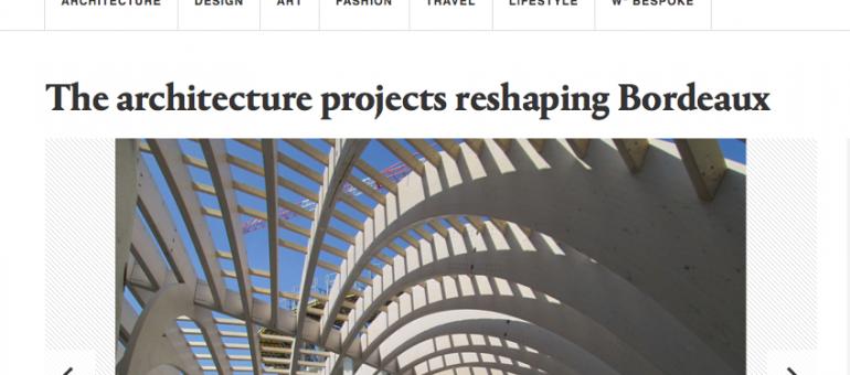 Ces projets d'architecture qui remodèlent Bordeaux