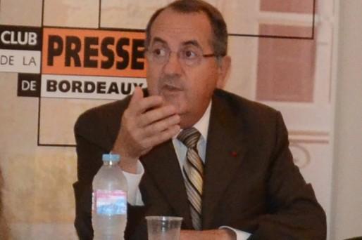 Michel Delpuech, préfet de la région Aquitaine (DR)