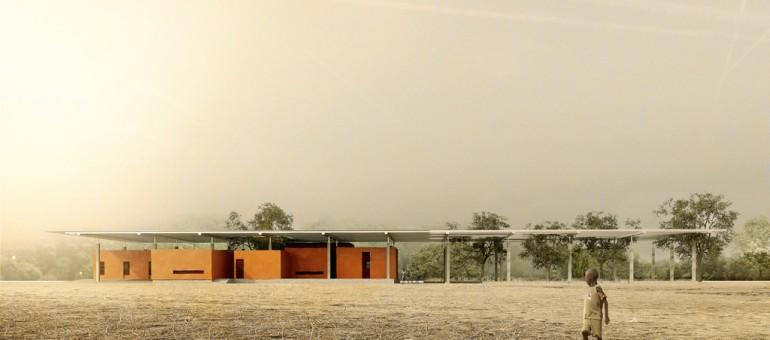 Le projet de l'école de Manécounda par Boubakar Seck (DR)