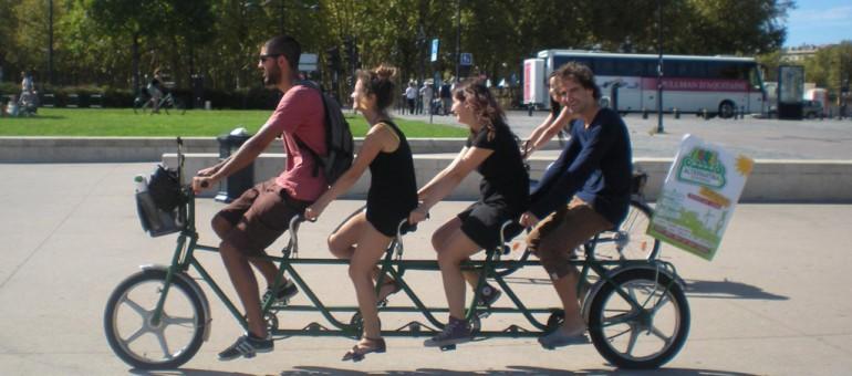 Le mouvement Alternatiba déboule à Bordeaux