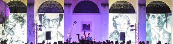 La soirée Cotton buds dans la cour Mably (photo Christopher Héry)