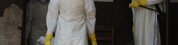 Interventions de médecins en Sierra Leone, épicentre du virus Ebola (Photo Commission européenne/flickr/CC)