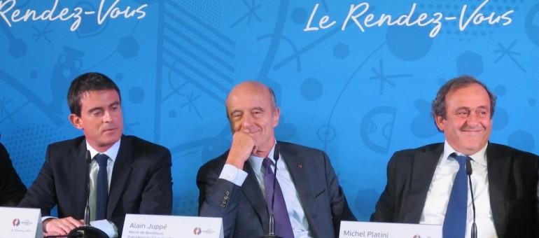 L'UEFA fait l'aumône aux villes hôtes de l'Euro 2016