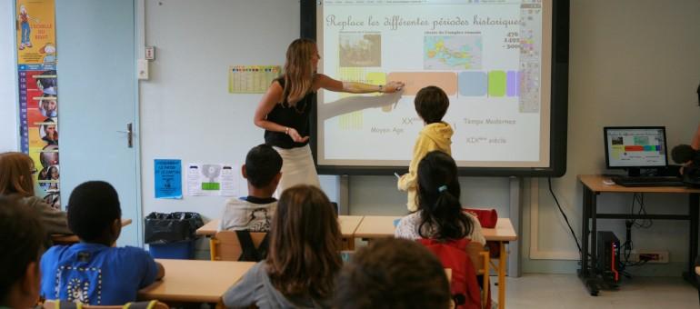 En Gironde, l'e-classe bugge sur la formation des enseignants