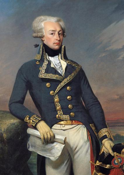 Gilbert du Motier de La Fayette (DR).