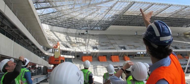 Grand stade de Bordeaux : le PPP attaqué au Conseil d'Etat