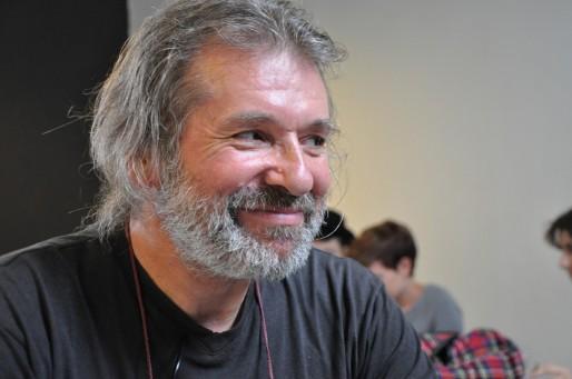 """Pascal Bourgois : """"remplacer les voitures thermiques par de l'électrique, ça ne fonctionnera pas."""" (Xavier Ridon /Rue89 Bordeaux)"""