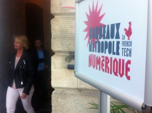 Opération French Tech à la Chambre du commerce et de l'industrie (WS/Rue89 Bordeaux)