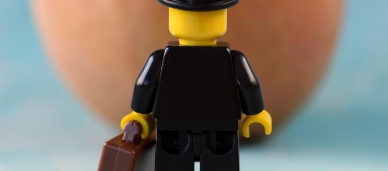 Quand l'amour pour les Lego casse des briques