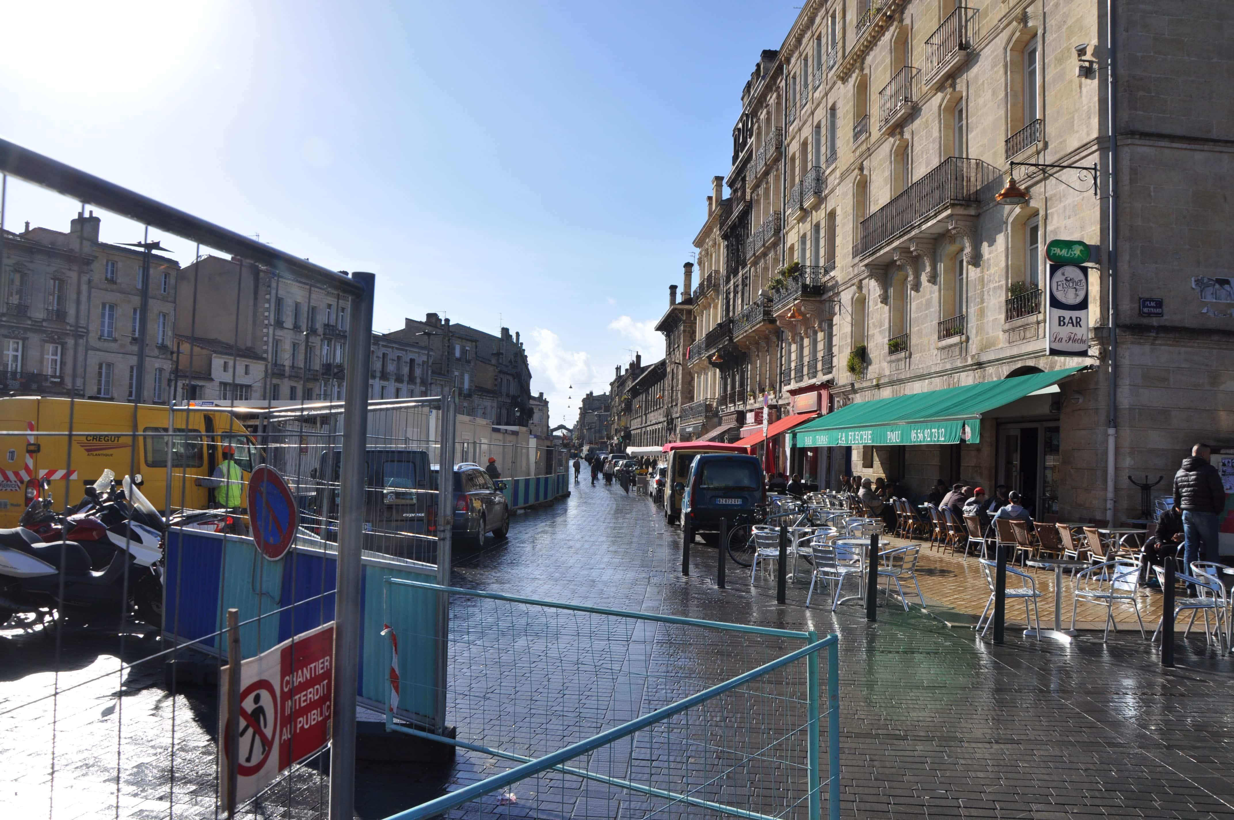 Saint michel retrouve sa place rue89 bordeaux for Appartement bordeaux st michel