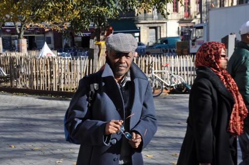 Ahmad Almorone connait le quartier depuis bientôt 40 ans (Rue89Bordeaux/Xavier Ridon)