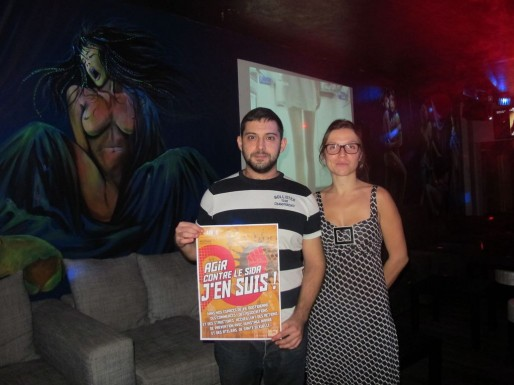 Les gérants du Nikki-Club, établissement libertin à Bordeaux (SB/Rue89 Bordeaux)