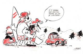 Dessin Simon Mitteault/Rue89 Bordeaux