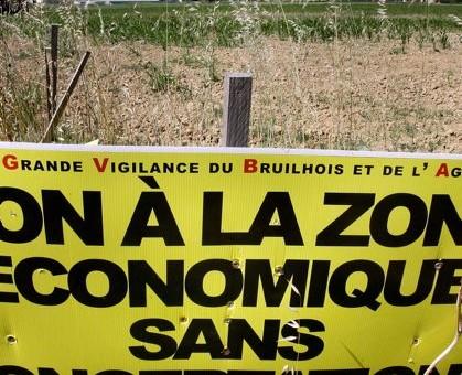Vers une ZAD contre le Technopôle Agen Garonne ?