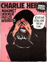 Couverture de Charlie Hebdo (DR)