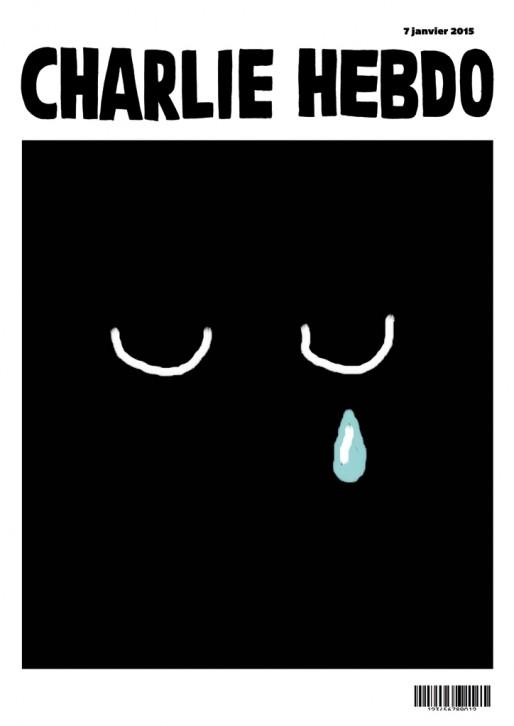 Hommage à Charlie Hebdo par Anne-Perrine Couët