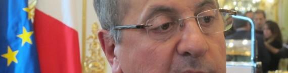 Le préfet de région Michel Delpuech (SB/Rue89 Bordeaux)