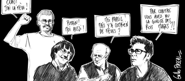 Charlie Hebdo : nos dessinateurs (et nos riverains) réagissent
