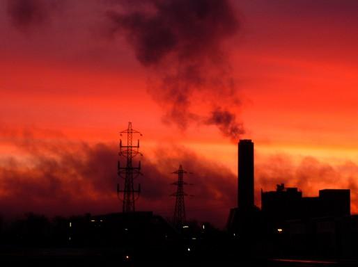 L'usine d'incinération des déchets, à Cenon (mat_n/flickr/CC)
