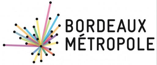 Le nouveau logo de Bordeaux Métropole (DR)