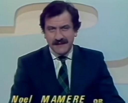 Noel Mamère sur Antenne 2 (Capture d'écran)