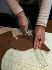 Atelier couture à Récup'r