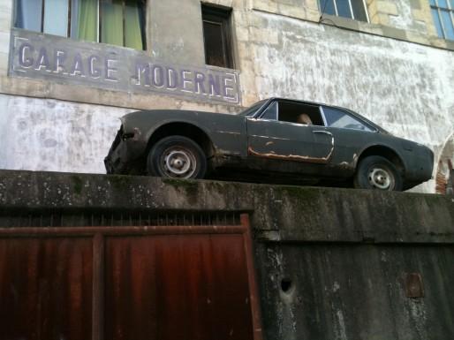 Le garage moderne, pionnier du genre à Bordeaux (MO/Rue89 Bordeaux).