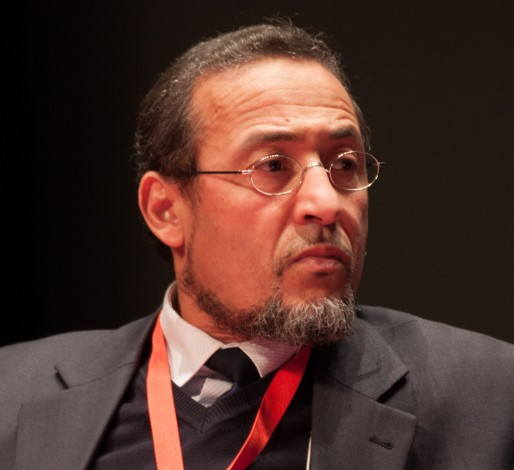 Tareq Oubrou, le recteur de la mosquée de Bordeaux (photo Matthieu Riegler)