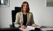 Christine Bost, maire d'Eysines et vice présidente du conseil général de Gironde (DR)