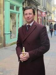 Stéphan de Faÿ, le nouveau directeur général de l'EPA Euratlantique (SB/Rue89 Bordeaux)