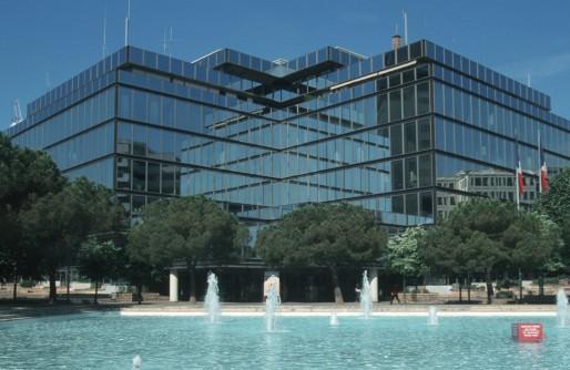 L'hôtel du département à Bordeaux (DR)