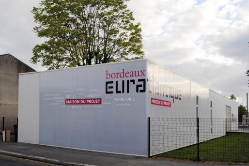 La maison du projet Euratlantique (WS/Rue89 Bordeaux)
