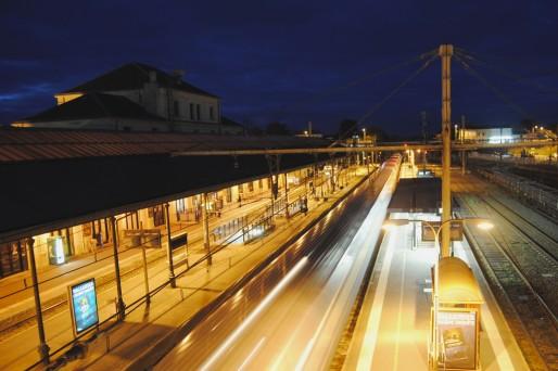 La gare de Libourne ne veut pas regarder passer les trains (Anthony Decombe/flickr/CC)
