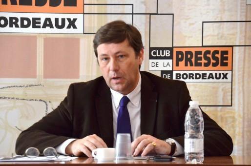 Yves d'Amécourt croit dur comme fer aux chances de Gironde Positive (DR)