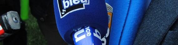 Les micros de Radio France sont éteints par la grève du personnel (WS/Rue89 Bordeaux)