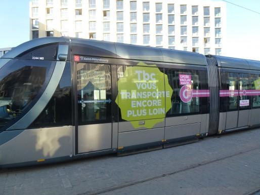 La ligne du Tram C va bientôt traverser Bègles (OD/Rue89 Bordeaux)