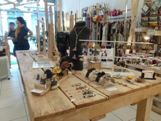 La boutique-atelier Specimen (photo OD/Rue89 Bordeaux)