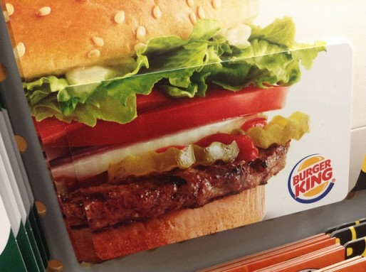 Un Whopper, sandwich phare de Burger King (Mike Mozart/flickr/CC)
