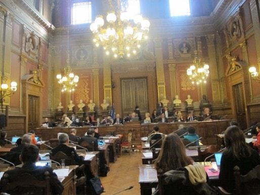 Conseil municipal du 2 mars 2015 (SB/Rue89 Bordeaux)
