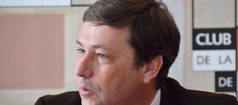 D'Amécourt : «L'union droite-centre, antidote au FN»