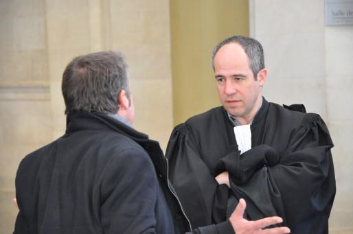 Maitre François Lafforgue (Xavier Ridon/Rue89 Bordeaux)