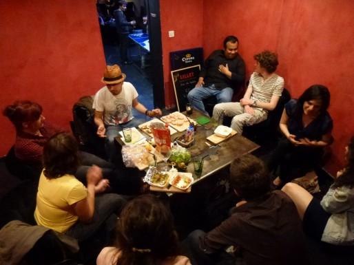 L'Apéro Langues à l'heure espagnole au Melting Pub (OD/ Rue89 Bordeaux)
