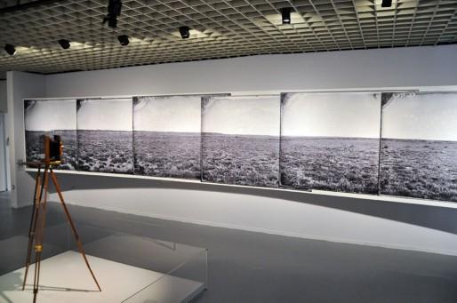 Vue de l'exposition Félix Arnaudin au musée d'Aquitaine (XR/Rue89 Bordeaux)
