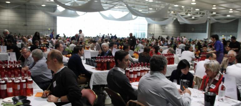 J'ai dégusté au Concours des Vins de Bordeaux
